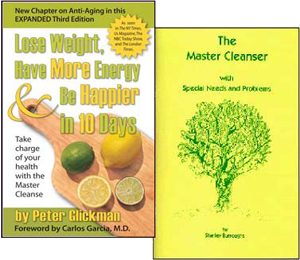 Master Cleanse Books