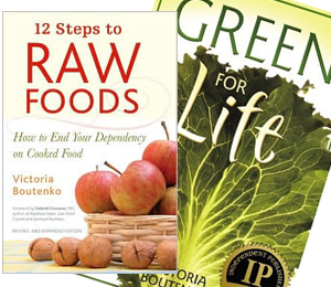 Raw Food and Other Health Books